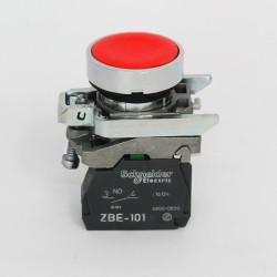 Pulsador Rasante de 22.2mm SCHNEIDER