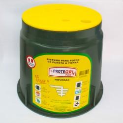 Caja de Registro Polietileno con Tapa Amarilla