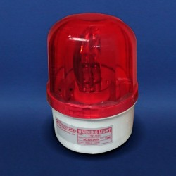 Circulina sin sonido 220V Rojo CAMSCO