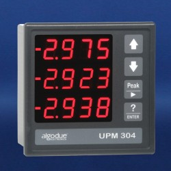 Analizador de Redes UPM 304