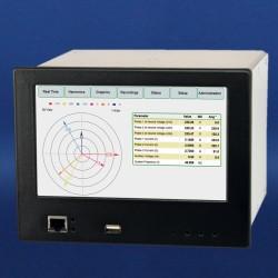 Medidor Calidad de Energía PQM 4000