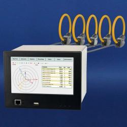 Medidor Calidad de Energía PQM 4000RGW