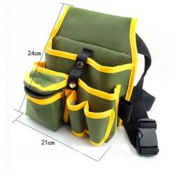 Cinturon con bolsa de herramientas