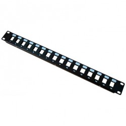 Placa Patch Panel 24 puertos