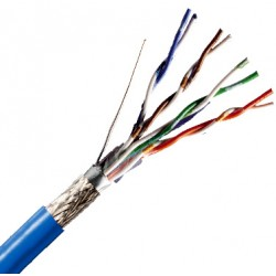 UTP Cat.5e Cable Multifilar 4 pares 24 AWG