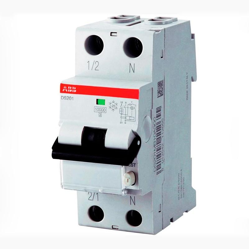 Interruptor diferencial monofasico trifasico serie domestica - Interruptor diferencial precio ...