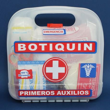 Botiquín Obra