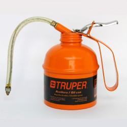 Aceitera Pico Flexible TRUPER Aceite W20