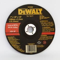 Disco de Corte 180mm DeWALT