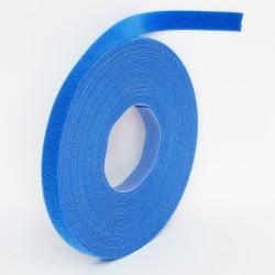 Cinta Velcro Amarracables Azul