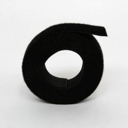 Cinta Velcro Amarracables Negro