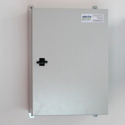 Tablero con barras de cobre T/R