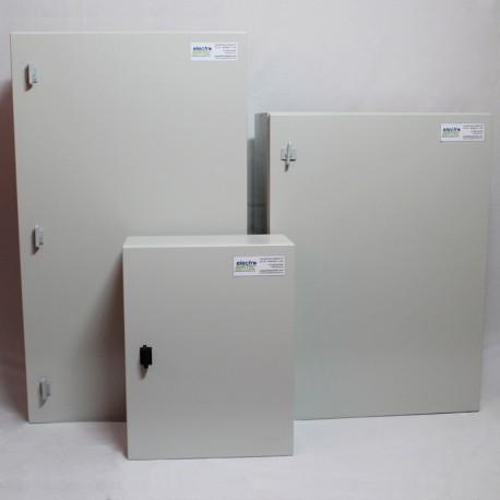 Gabinetes Metálicos TIBOX Autosoportado RAL 7035 1.5mm