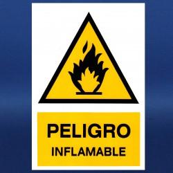Peligro Inflamable