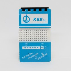 Libreta de Marcadores Adhesivos KSS