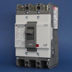 Interruptores Automáticos de Baja Tensión No Regulables Baja Capacidad Serie ABN CC 35KA/250V - 18KA/400V Marca LS