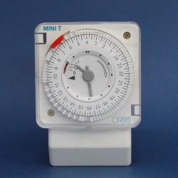 Interruptor Horario Analógico C/R 0-100H, 230V, 60Hz