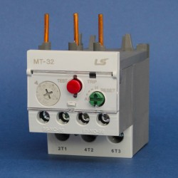 Reles Termico para Contactores MC-METASOL Serie MT Marca LS
